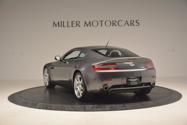 Used 2006 Aston Martin V8 Vantage Coupe for sale Sold at Aston Martin of Greenwich in Greenwich CT 06830 5