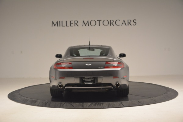 Used 2006 Aston Martin V8 Vantage Coupe for sale Sold at Aston Martin of Greenwich in Greenwich CT 06830 6
