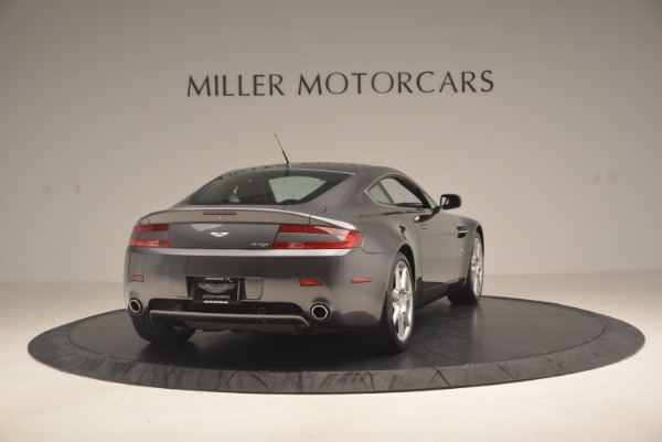 Used 2006 Aston Martin V8 Vantage Coupe for sale Sold at Aston Martin of Greenwich in Greenwich CT 06830 7