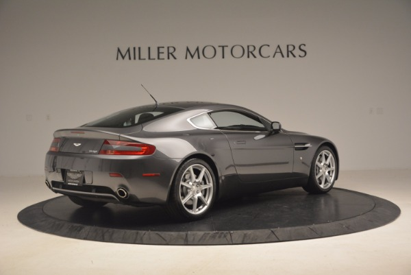 Used 2006 Aston Martin V8 Vantage Coupe for sale Sold at Aston Martin of Greenwich in Greenwich CT 06830 8
