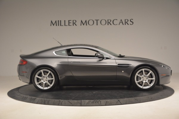 Used 2006 Aston Martin V8 Vantage Coupe for sale Sold at Aston Martin of Greenwich in Greenwich CT 06830 9