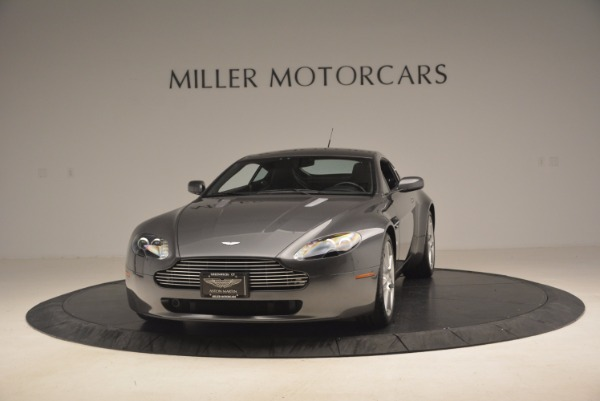 Used 2006 Aston Martin V8 Vantage Coupe for sale Sold at Aston Martin of Greenwich in Greenwich CT 06830 1
