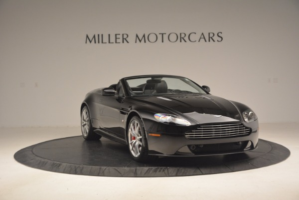 Used 2012 Aston Martin V8 Vantage S Roadster for sale Sold at Aston Martin of Greenwich in Greenwich CT 06830 11