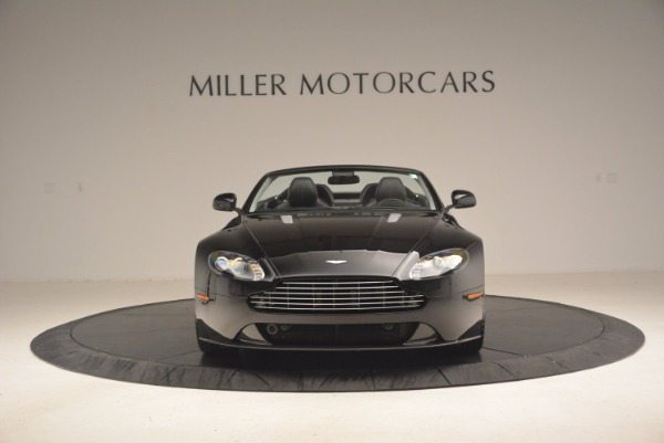 Used 2012 Aston Martin V8 Vantage S Roadster for sale Sold at Aston Martin of Greenwich in Greenwich CT 06830 12