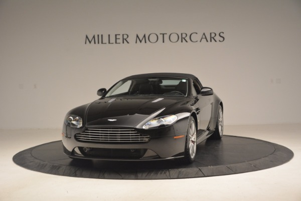 Used 2012 Aston Martin V8 Vantage S Roadster for sale Sold at Aston Martin of Greenwich in Greenwich CT 06830 13