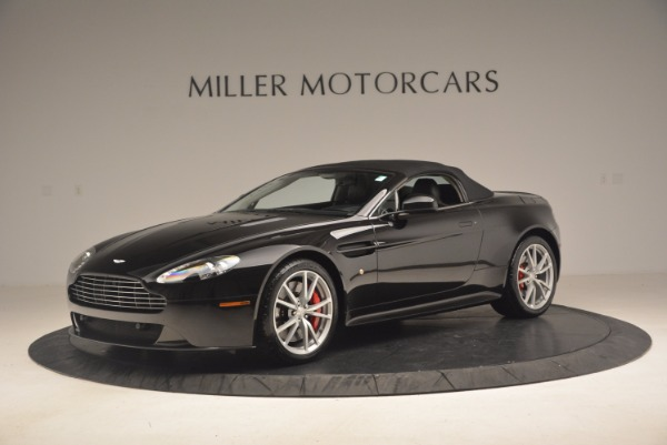 Used 2012 Aston Martin V8 Vantage S Roadster for sale Sold at Aston Martin of Greenwich in Greenwich CT 06830 14