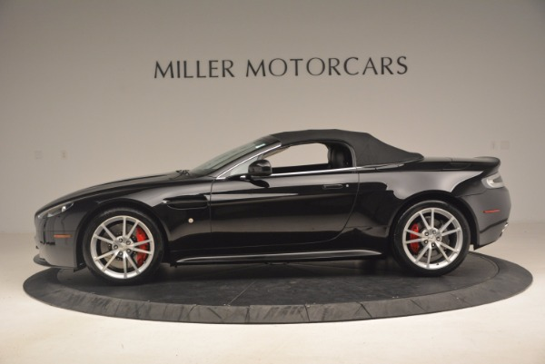 Used 2012 Aston Martin V8 Vantage S Roadster for sale Sold at Aston Martin of Greenwich in Greenwich CT 06830 15
