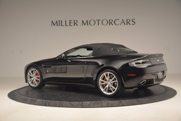 Used 2012 Aston Martin V8 Vantage S Roadster for sale Sold at Aston Martin of Greenwich in Greenwich CT 06830 16