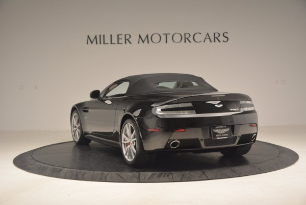 Used 2012 Aston Martin V8 Vantage S Roadster for sale Sold at Aston Martin of Greenwich in Greenwich CT 06830 17