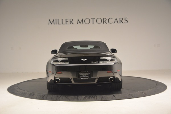Used 2012 Aston Martin V8 Vantage S Roadster for sale Sold at Aston Martin of Greenwich in Greenwich CT 06830 18