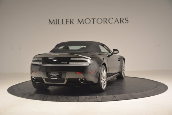 Used 2012 Aston Martin V8 Vantage S Roadster for sale Sold at Aston Martin of Greenwich in Greenwich CT 06830 19