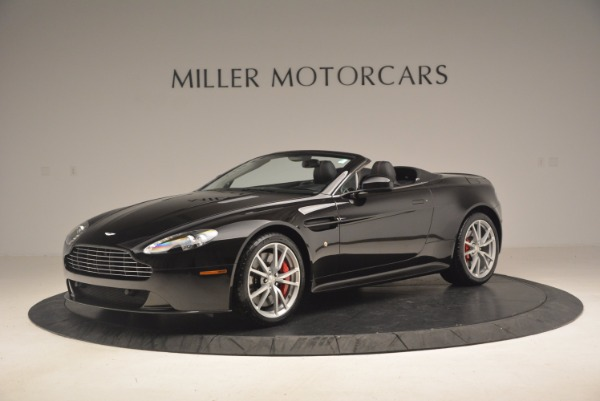 Used 2012 Aston Martin V8 Vantage S Roadster for sale Sold at Aston Martin of Greenwich in Greenwich CT 06830 2