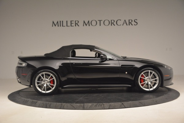 Used 2012 Aston Martin V8 Vantage S Roadster for sale Sold at Aston Martin of Greenwich in Greenwich CT 06830 21