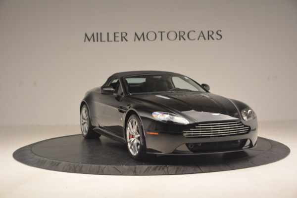 Used 2012 Aston Martin V8 Vantage S Roadster for sale Sold at Aston Martin of Greenwich in Greenwich CT 06830 23