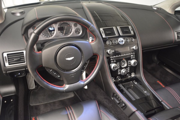 Used 2012 Aston Martin V8 Vantage S Roadster for sale Sold at Aston Martin of Greenwich in Greenwich CT 06830 26