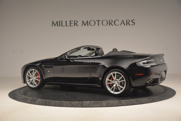 Used 2012 Aston Martin V8 Vantage S Roadster for sale Sold at Aston Martin of Greenwich in Greenwich CT 06830 4