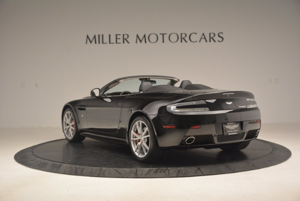 Used 2012 Aston Martin V8 Vantage S Roadster for sale Sold at Aston Martin of Greenwich in Greenwich CT 06830 5