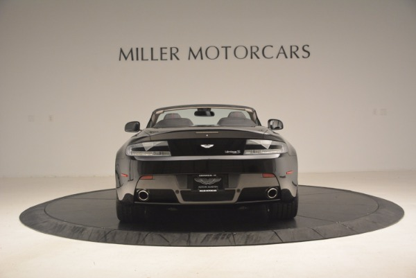 Used 2012 Aston Martin V8 Vantage S Roadster for sale Sold at Aston Martin of Greenwich in Greenwich CT 06830 6