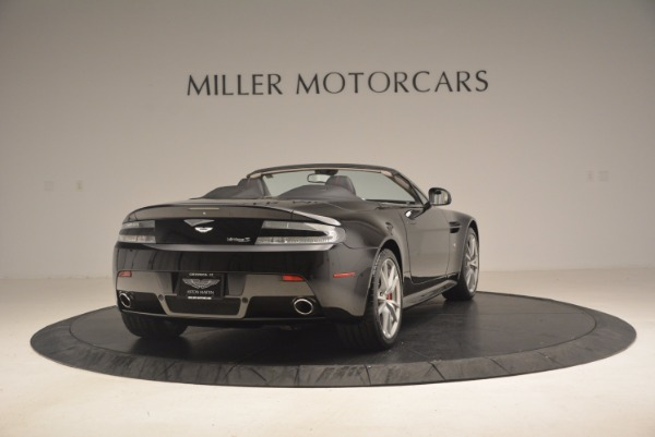 Used 2012 Aston Martin V8 Vantage S Roadster for sale Sold at Aston Martin of Greenwich in Greenwich CT 06830 7