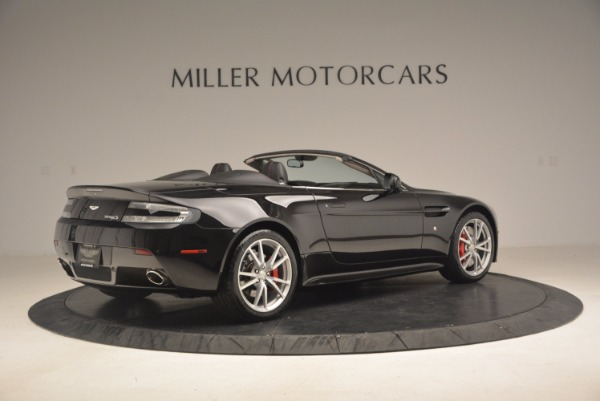 Used 2012 Aston Martin V8 Vantage S Roadster for sale Sold at Aston Martin of Greenwich in Greenwich CT 06830 8