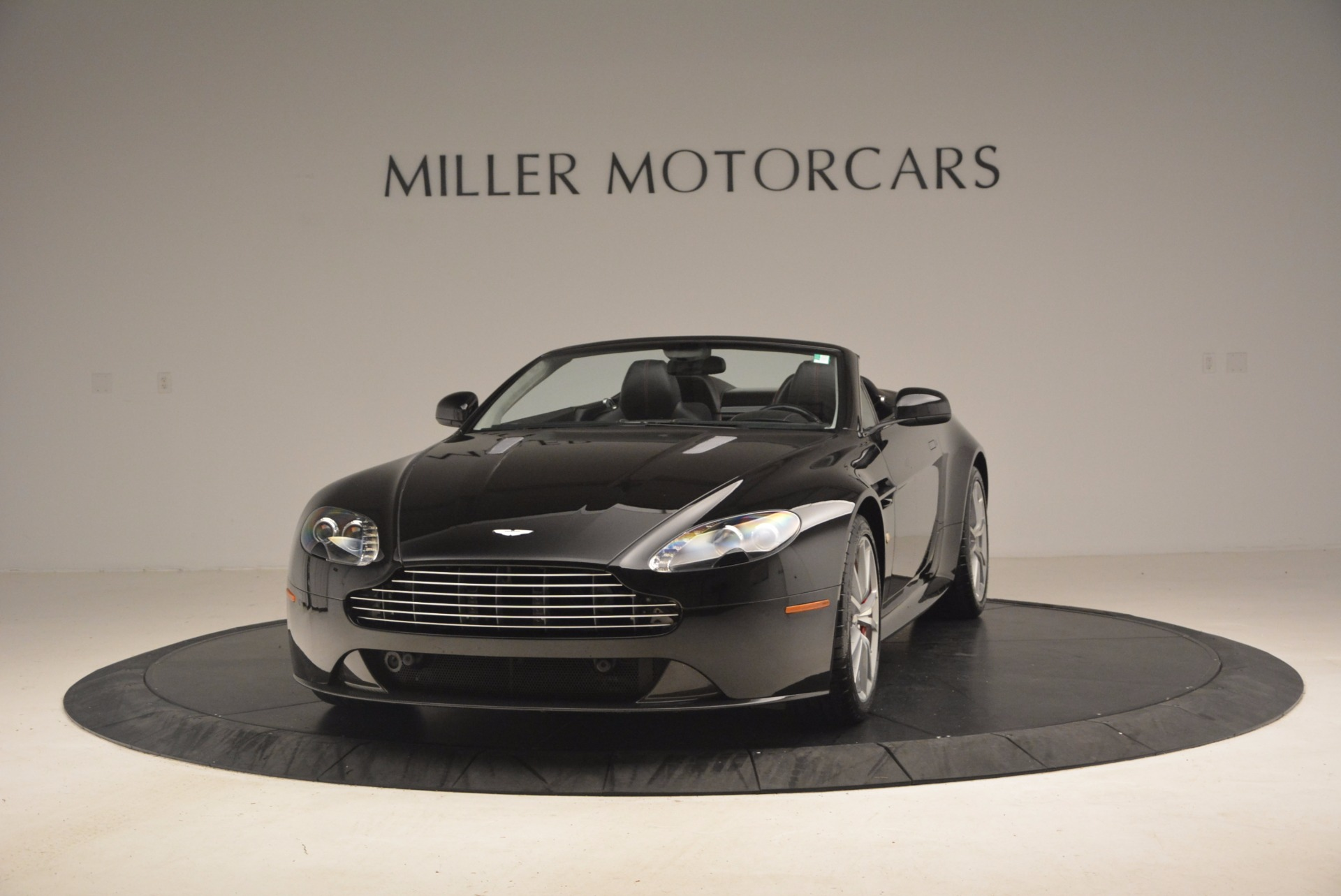 Used 2012 Aston Martin V8 Vantage S Roadster for sale Sold at Aston Martin of Greenwich in Greenwich CT 06830 1