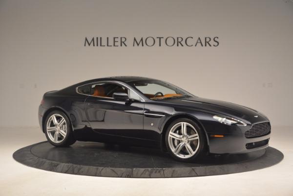 Used 2009 Aston Martin V8 Vantage for sale Sold at Aston Martin of Greenwich in Greenwich CT 06830 10