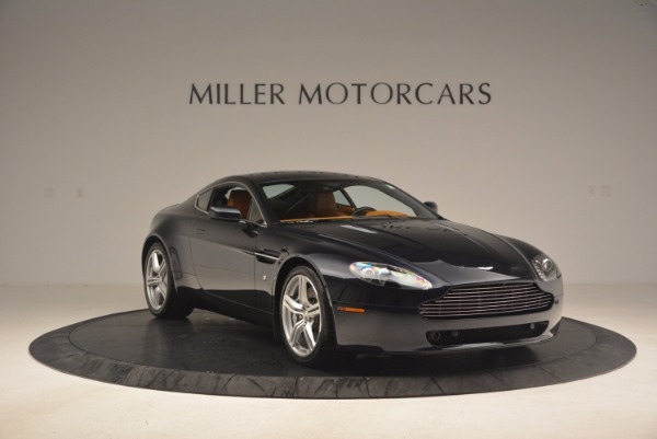 Used 2009 Aston Martin V8 Vantage for sale Sold at Aston Martin of Greenwich in Greenwich CT 06830 11