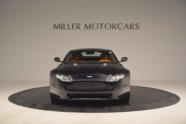 Used 2009 Aston Martin V8 Vantage for sale Sold at Aston Martin of Greenwich in Greenwich CT 06830 12