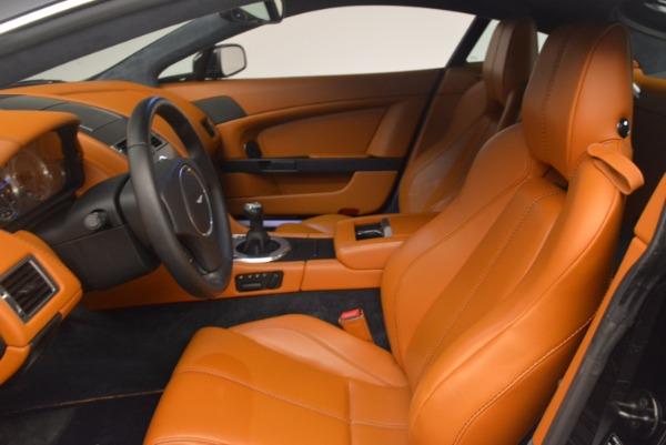 Used 2009 Aston Martin V8 Vantage for sale Sold at Aston Martin of Greenwich in Greenwich CT 06830 13