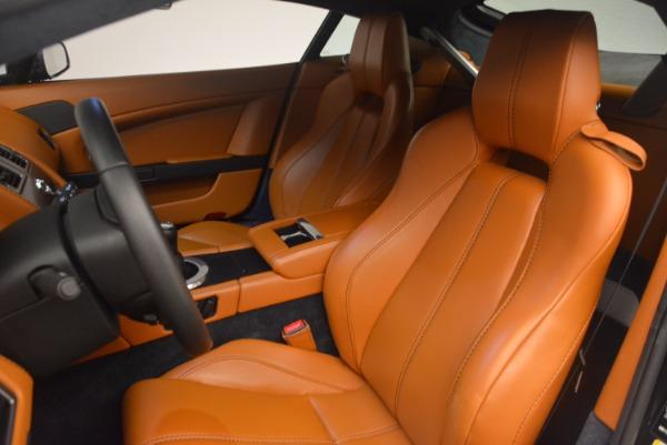 Used 2009 Aston Martin V8 Vantage for sale Sold at Aston Martin of Greenwich in Greenwich CT 06830 14