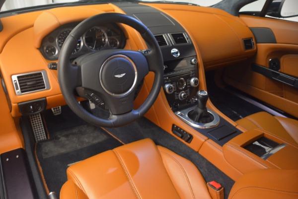 Used 2009 Aston Martin V8 Vantage for sale Sold at Aston Martin of Greenwich in Greenwich CT 06830 15