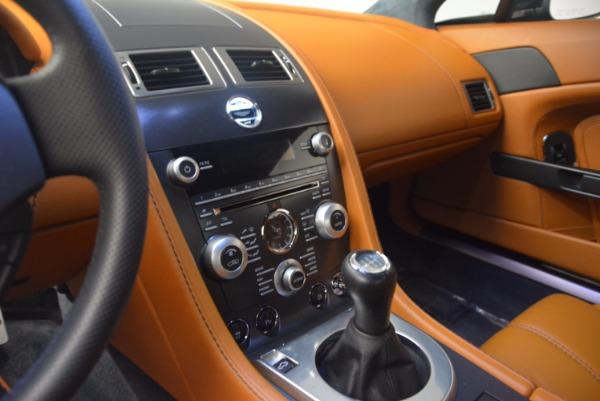 Used 2009 Aston Martin V8 Vantage for sale Sold at Aston Martin of Greenwich in Greenwich CT 06830 17