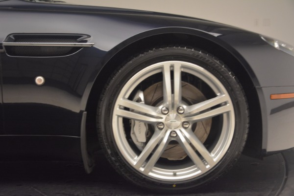 Used 2009 Aston Martin V8 Vantage for sale Sold at Aston Martin of Greenwich in Greenwich CT 06830 19
