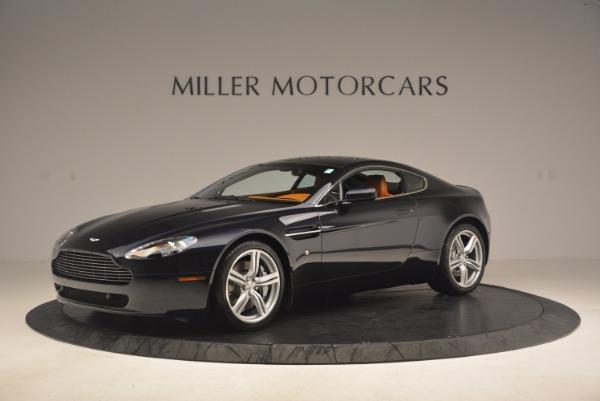 Used 2009 Aston Martin V8 Vantage for sale Sold at Aston Martin of Greenwich in Greenwich CT 06830 2