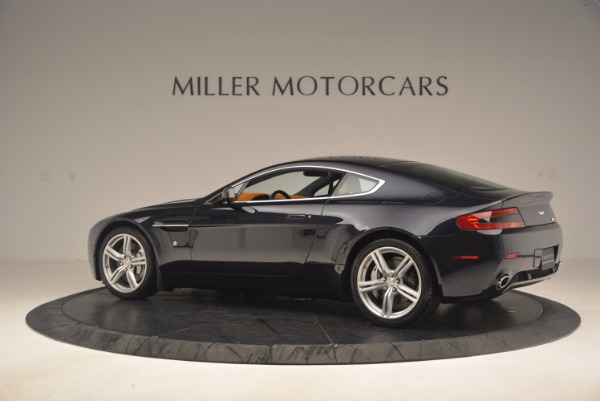 Used 2009 Aston Martin V8 Vantage for sale Sold at Aston Martin of Greenwich in Greenwich CT 06830 4