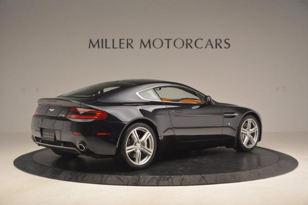 Used 2009 Aston Martin V8 Vantage for sale Sold at Aston Martin of Greenwich in Greenwich CT 06830 8