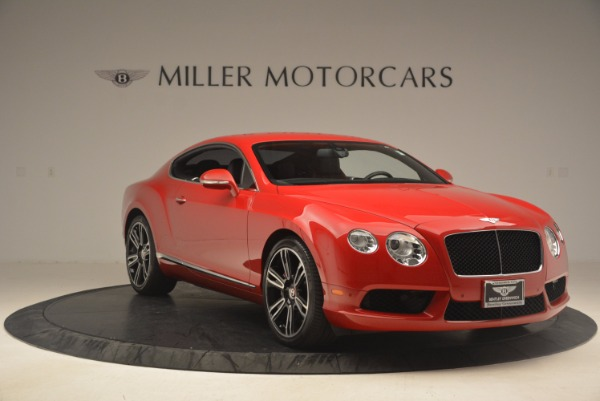 Used 2013 Bentley Continental GT V8 for sale Sold at Aston Martin of Greenwich in Greenwich CT 06830 11