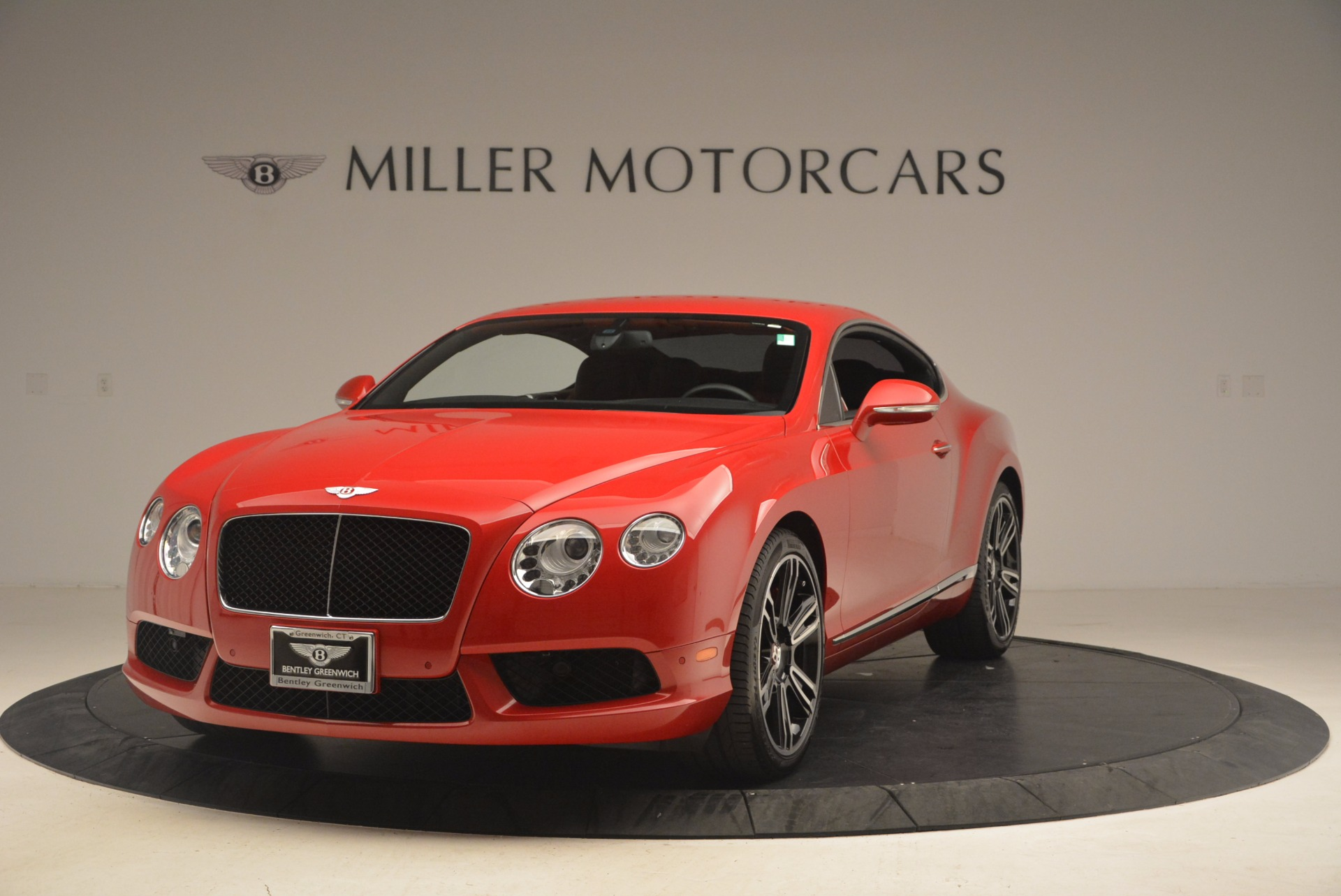 Used 2013 Bentley Continental GT V8 for sale Sold at Aston Martin of Greenwich in Greenwich CT 06830 1