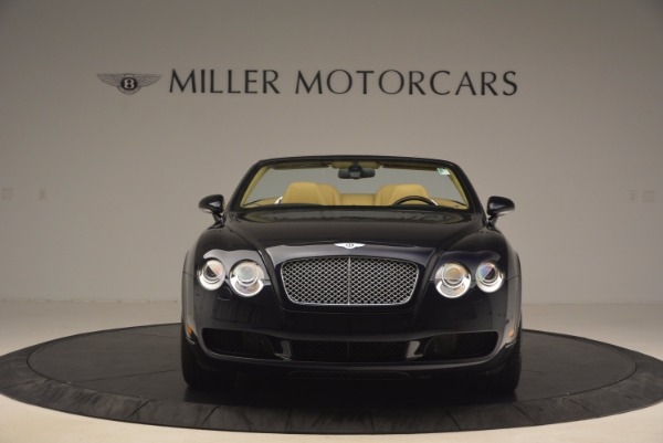 Used 2007 Bentley Continental GTC for sale Sold at Aston Martin of Greenwich in Greenwich CT 06830 12
