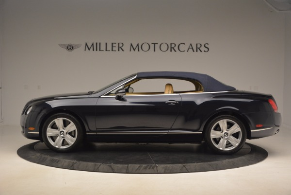 Used 2007 Bentley Continental GTC for sale Sold at Aston Martin of Greenwich in Greenwich CT 06830 16