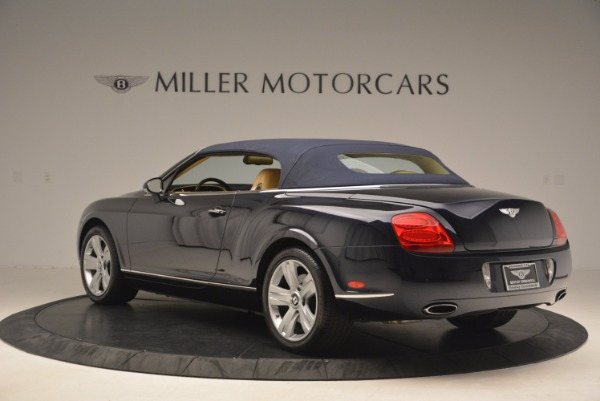 Used 2007 Bentley Continental GTC for sale Sold at Aston Martin of Greenwich in Greenwich CT 06830 18