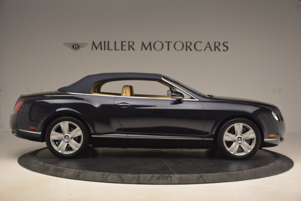 Used 2007 Bentley Continental GTC for sale Sold at Aston Martin of Greenwich in Greenwich CT 06830 23
