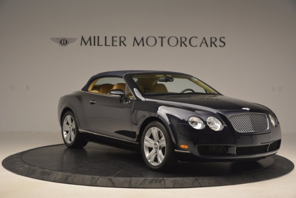 Used 2007 Bentley Continental GTC for sale Sold at Aston Martin of Greenwich in Greenwich CT 06830 25