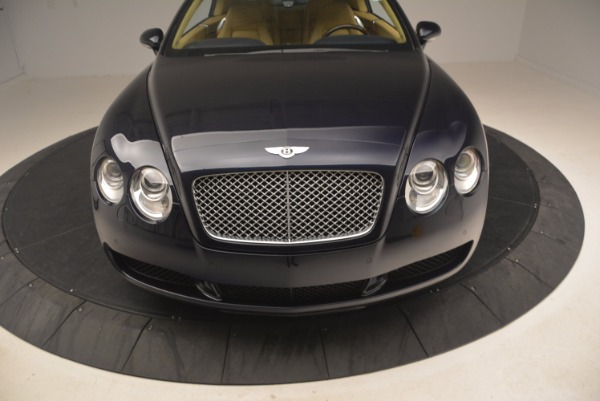 Used 2007 Bentley Continental GTC for sale Sold at Aston Martin of Greenwich in Greenwich CT 06830 26