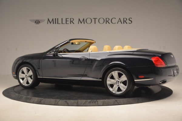 Used 2007 Bentley Continental GTC for sale Sold at Aston Martin of Greenwich in Greenwich CT 06830 4