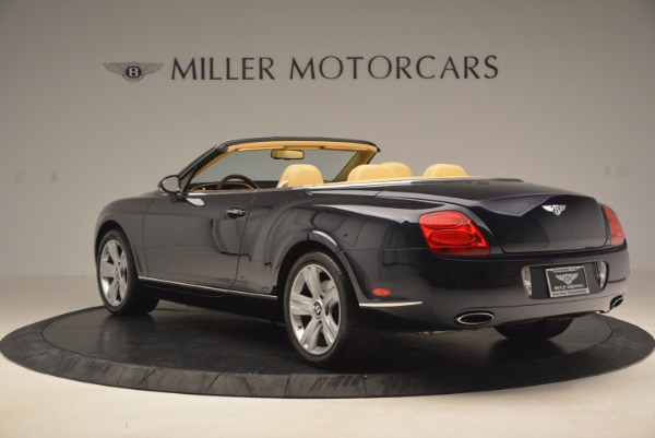 Used 2007 Bentley Continental GTC for sale Sold at Aston Martin of Greenwich in Greenwich CT 06830 5
