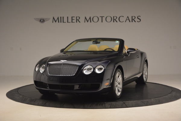 Used 2007 Bentley Continental GTC for sale Sold at Aston Martin of Greenwich in Greenwich CT 06830 1