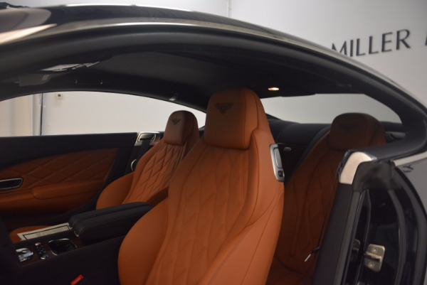Used 2014 Bentley Continental GT V8 for sale Sold at Aston Martin of Greenwich in Greenwich CT 06830 21