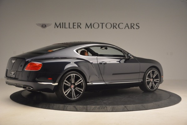 Used 2014 Bentley Continental GT V8 for sale Sold at Aston Martin of Greenwich in Greenwich CT 06830 8