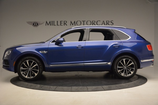 New 2017 Bentley Bentayga for sale Sold at Aston Martin of Greenwich in Greenwich CT 06830 3